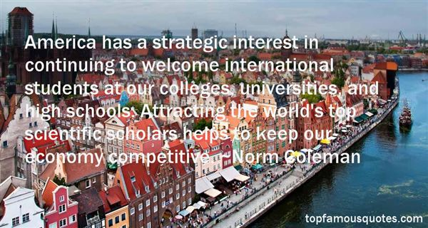 Quotes About International Students