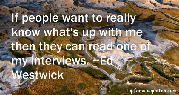 Quotes About Interviews