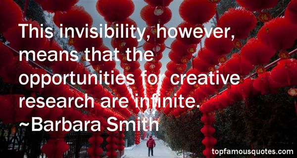 Quotes About Invisibility