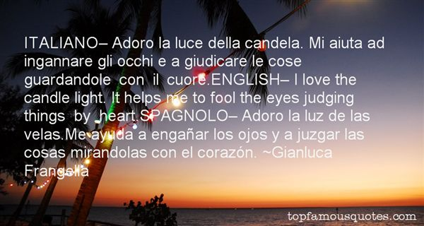 Quotes About Italiano
