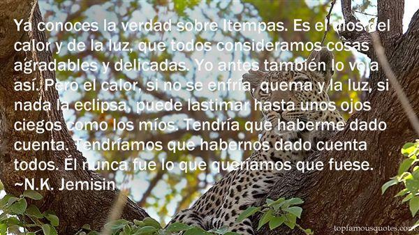 Quotes About Itempas