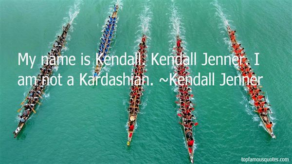 Quotes About Jenner