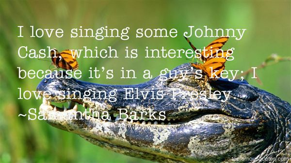 Quotes About Johnny Cash