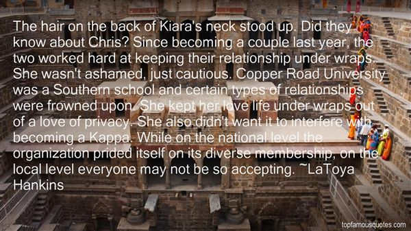 Quotes About Kappa