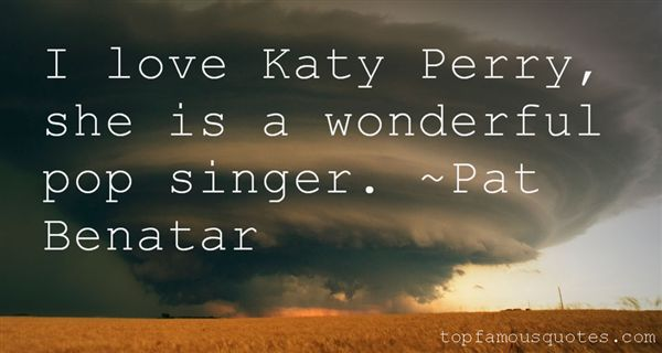 Quotes About Katy Perry