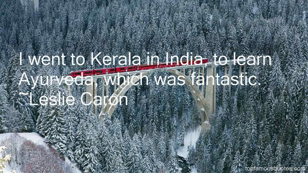 Quotes About Kerala