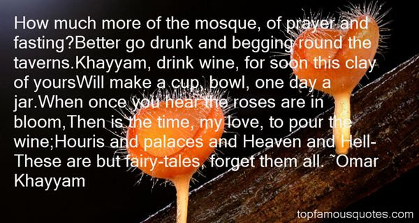 Quotes About Khayyam