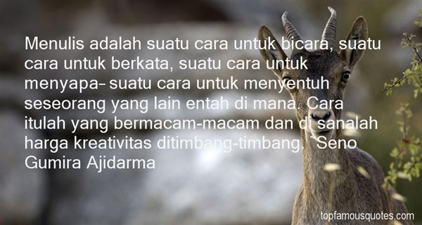 Quotes About Kreativitas