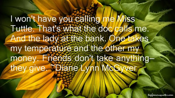 Quotes About Lady Friends