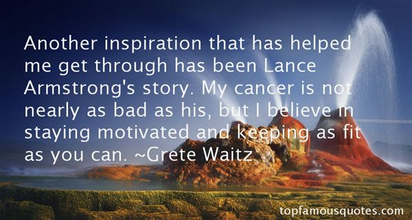 Quotes About Lance Armstrong