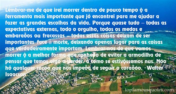 Quotes About Lembrar