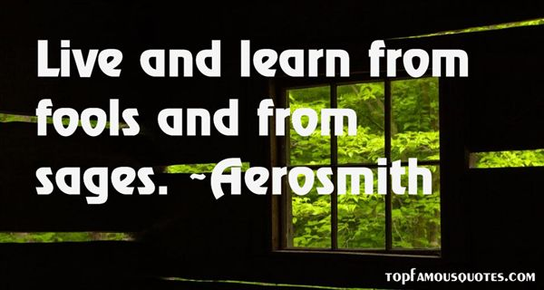 Quotes About Live And Learn