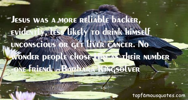 Quotes About Liver Cancer