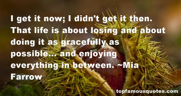 Quotes About Losing Gracefully