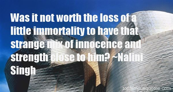 Quotes About Loss Of Innocence