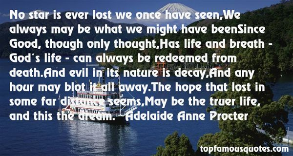 Quotes About Lost Hope