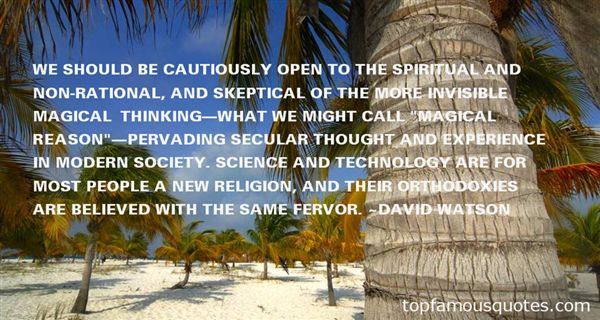 Quotes About Magical Thinking