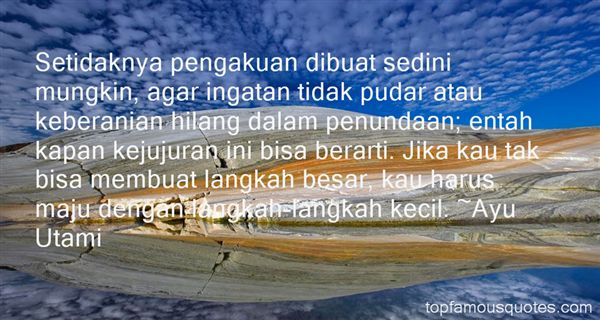 Quotes About Maju