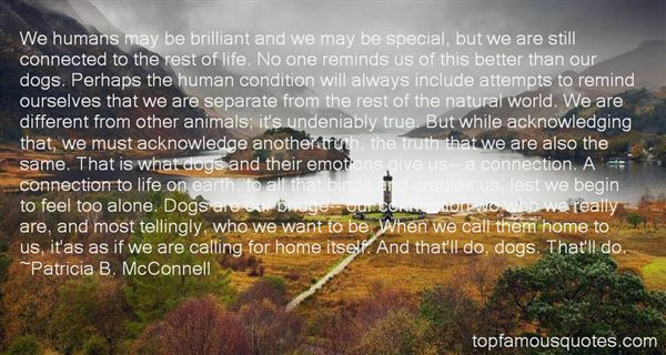 Quotes About Man And His Dog