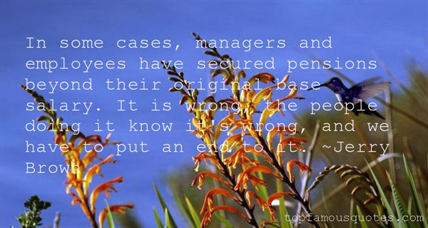 Quotes About Managers And Employees