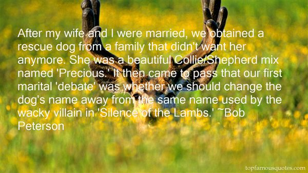 Quotes About Marital