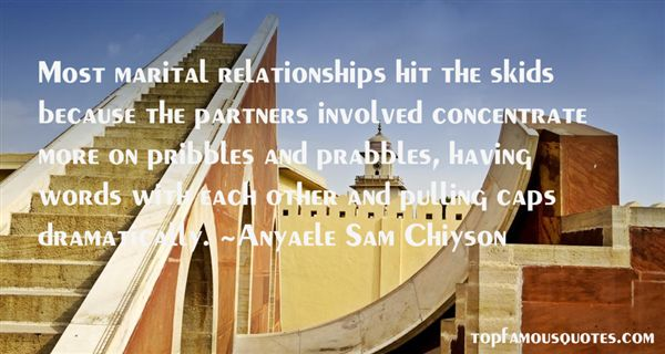 Quotes About Marital Relationship