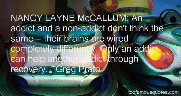 Quotes About Mccallum