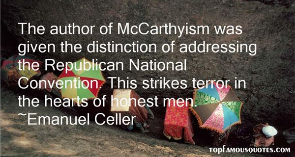Quotes About Mccarthyism