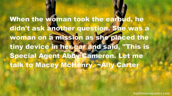 Quotes About Mchenry