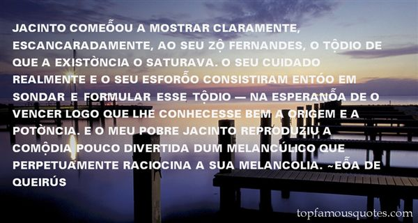 Quotes About Melancolia