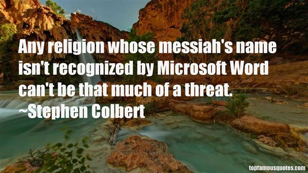 Quotes About Microsoft Word