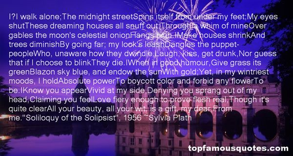 Quotes About Midnight Kiss