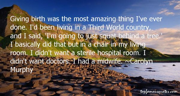 Quotes About Midwife