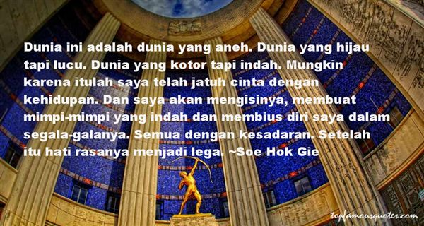 Quotes About Mimpi