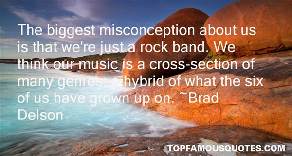 Quotes About Misconception