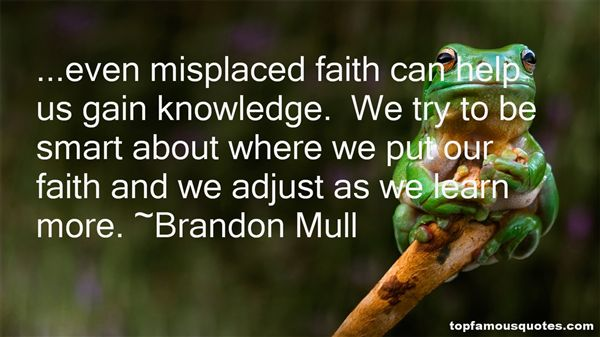 Quotes About Misplaced