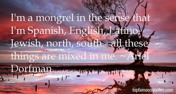 Quotes About Mongrel