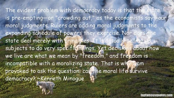 Quotes About Moral Decisions