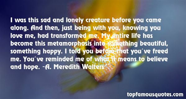 Quotes About Morpho