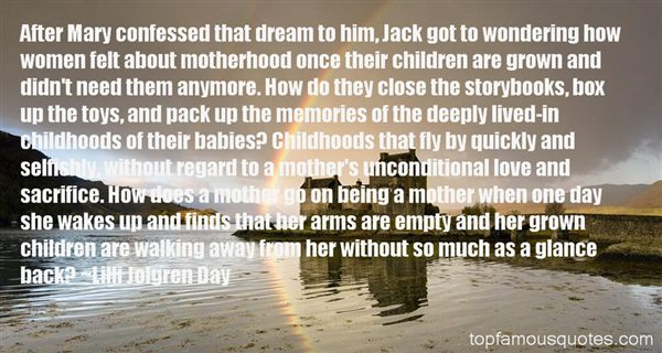 Quotes About Motherhood And Sacrifice