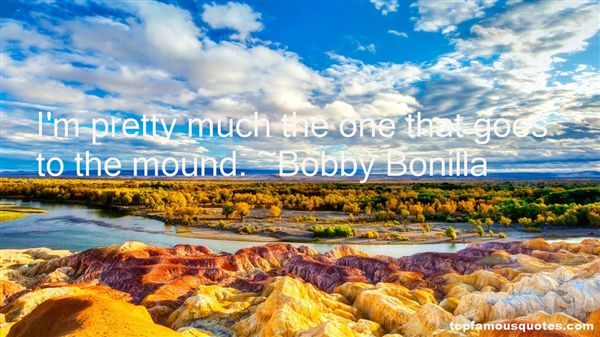 Quotes About Mound