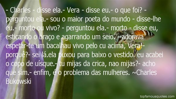 Quotes About Mulher