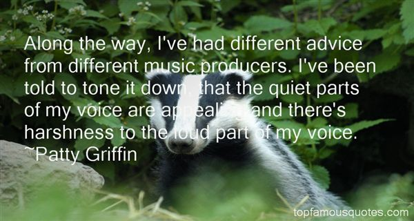 Quotes About Music Producers
