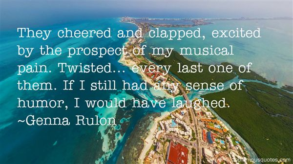 Quotes About musical
