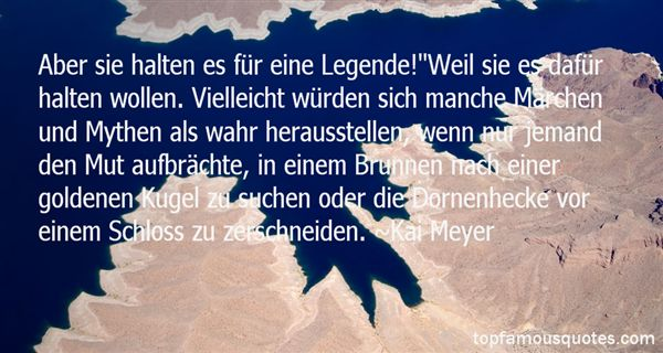 Quotes About Mythen