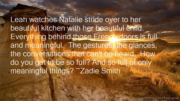 Quotes About Natalie