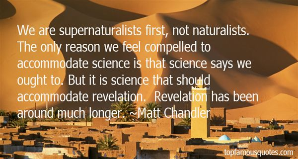 Quotes About Natural Revelation