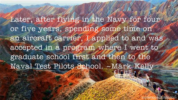Quotes About Navy Pilots