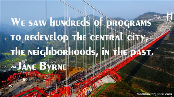 Quotes About Neighborhoods