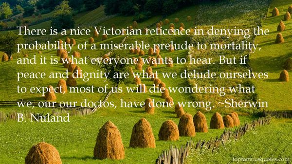 Quotes About Nice Ourselves